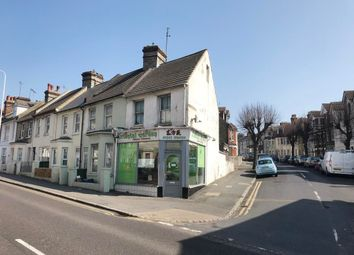 Thumbnail 2 bedroom end terrace house for sale in 36 Black Bull Road, Folkestone, Kent