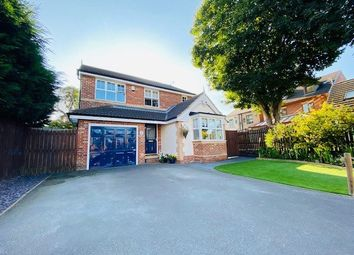 Thumbnail 4 bed detached house for sale in Clarence Walk, Wakefield
