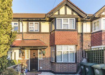 Thumbnail 3 bedroom property to rent in Heathcroft Avenue, Sunbury-On-Thames