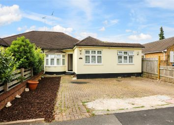 Thumbnail 3 bed semi-detached bungalow for sale in Mount Park Road, Pinner