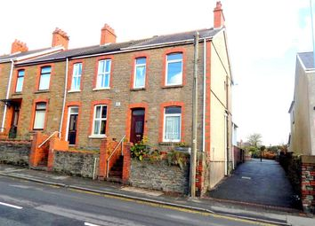 Thumbnail 3 bedroom end terrace house for sale in Cwmrhydyceirw Road, Cwmrhydyceirw, Swansea
