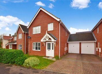 Thumbnail 3 bed link-detached house for sale in Bladewater Road, Norwich, Norfolk