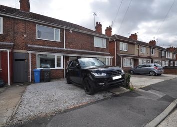Thumbnail Terraced house for sale in Harewood Avenue, Hull