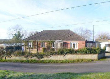 Thumbnail 3 bed detached bungalow for sale in Broad Oak, Sturminster Newton, Dorset