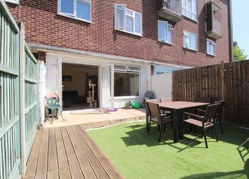 Thumbnail 3 bed maisonette for sale in Hengrove Crescent, Ashford