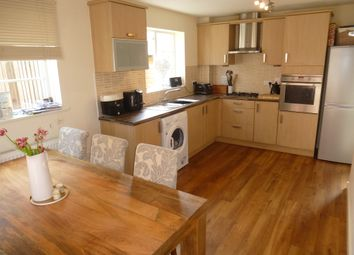 Thumbnail 4 bed detached house for sale in Dukes Way, Hampton Vale, Peterborough