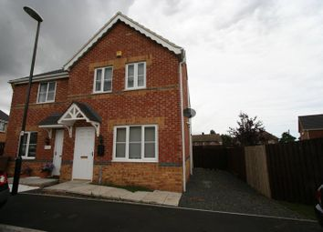 Thumbnail 3 bed semi-detached house to rent in Halesworth Drive, Havelock Park, Sunderland