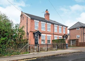 Thumbnail 3 bed semi-detached house for sale in Goldsmid Road, Tonbridge, Kent, .
