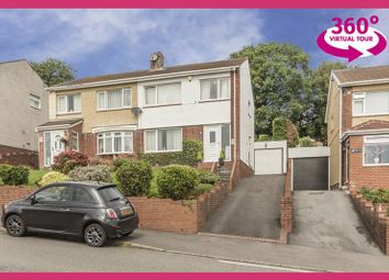 Thumbnail 3 bed semi-detached house for sale in Christopher Road, Morriston, Swansea
