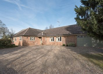 Thumbnail 4 bed bungalow to rent in Veilliey, Mackerye End, Harpenden, Hertfordshire