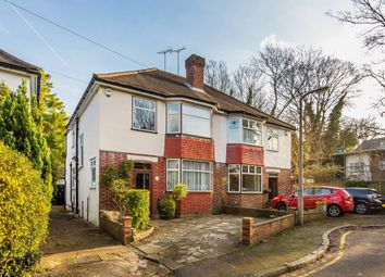 Thumbnail 4 bed semi-detached house for sale in Camden Gardens, Sutton