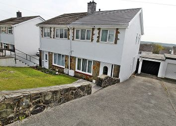 Thumbnail 3 bedroom semi-detached house for sale in Hawthorn Park, Brynna, Pontyclun, Rhondda, Cynon, Taff.