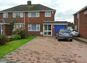 Thumbnail 3 bed semi-detached house for sale in Lavington Drive, Longlevens, Gloucester