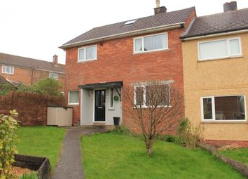 Thumbnail 3 bed end terrace house for sale in Whitesands Road, Llanishen, Cardiff