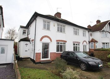Thumbnail 3 bed semi-detached house for sale in Crescent Drive, Petts Wood, Orpington, Kent