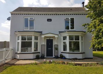 Thumbnail 3 bed detached house for sale in Delgate Bank, Weston, Spalding