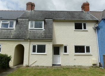 Thumbnail 3 bed terraced house for sale in City Road, Haverfordwest, Pembrokeshire