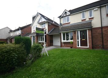 Thumbnail 3 bedroom semi-detached house for sale in Glencar, Westhoughton