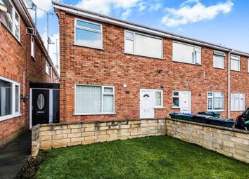 Thumbnail 3 bed end terrace house for sale in Simon Close, West Bromwich