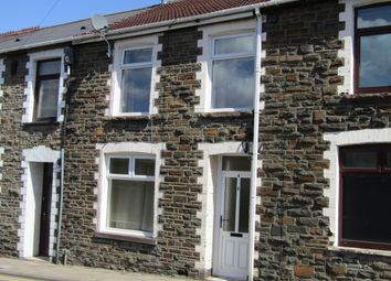 Thumbnail 3 bed terraced house to rent in Aberdare Road, Mountain Ash