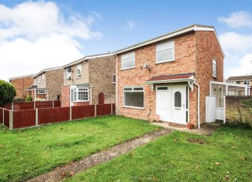 Thumbnail 3 bed detached house for sale in Carisbrooke Way, Bedford, Bedfordshire