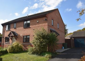 3 bed semi-detached house for sale in Miller Way, Exminster, Near Exeter EX6