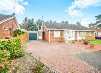 Thumbnail 2 bed semi-detached bungalow for sale in Burlish Close, Stourport-On-Severn