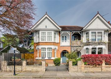 Thumbnail 4 bedroom semi-detached house for sale in Somerset Road, Brentford