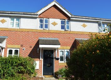Thumbnail 2 bed terraced house for sale in Pemberley Close, West Ewell, Surrey.