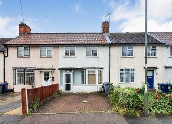 Thumbnail 3 bed terraced house for sale in Dryfield Road, Edgware