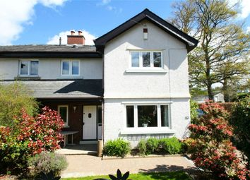 Thumbnail 3 bed semi-detached house for sale in 20 Brackenrigg Drive, Keswick, Cumbria
