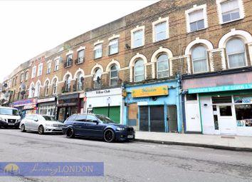 Thumbnail 2 bed flat to rent in Amhurst Road, London