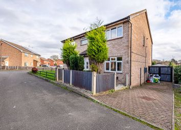 3 bed semi-detached house for sale in Stockdale Close, Arnold, Nottingham NG5