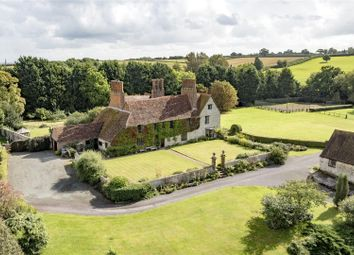 Thumbnail 7 bedroom detached house for sale in Radclive, Buckingham