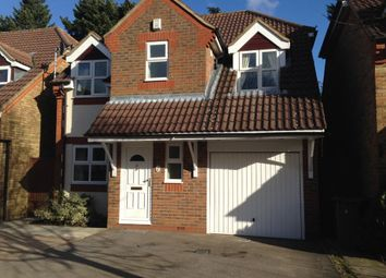 Thumbnail 4 bedroom detached house to rent in Lyndon Gardens, High Wycombe
