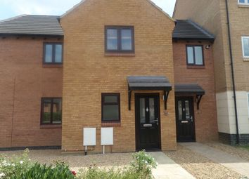 Thumbnail 2 bedroom maisonette to rent in Swanwick Lane, Broughton, Milton Keynes