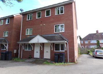 Thumbnail 3 bedroom end terrace house for sale in Lea Mews, Birmingham, West Midlands