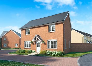 """Thumbnail 3 bedroom detached house for sale in """"York"""" at Marsh Lane, Harlow"""