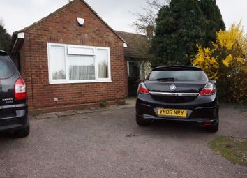 Thumbnail 3 bedroom bungalow for sale in Ashcroft Road, Luton