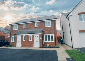 3 bed semi-detached house to rent in Wagtail Road, Shepshed LE12