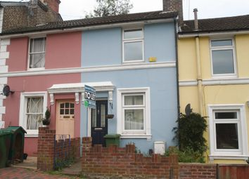 Thumbnail 1 bed terraced house to rent in Rochdale Road, Tunbridge Wells
