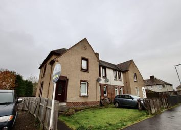 2 bed flat for sale in Lithgow Drive, Cleland, Motherwell ML1