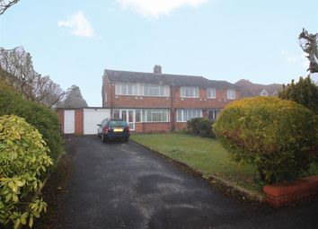 Thumbnail 3 bed semi-detached house for sale in Carters Lane, Halesowen
