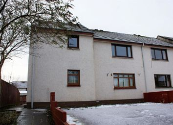 Thumbnail 1 bed flat for sale in Millerton Avenue, Inverness