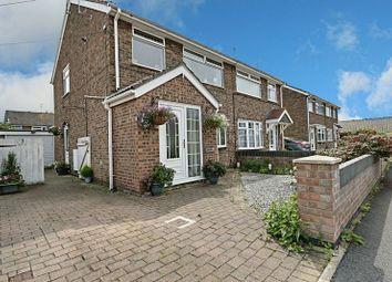 Thumbnail 3 bed semi-detached house for sale in Langford Walk, Hull