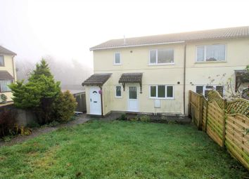 Thumbnail 1 bed maisonette for sale in Ferndale Close, Woolwell