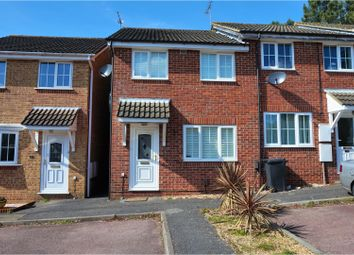 Thumbnail 2 bed end terrace house for sale in Carsworth Way, Poole