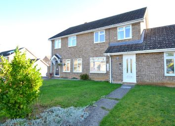 Thumbnail 3 bed terraced house for sale in Lambert Drive, Acton, Sudbury