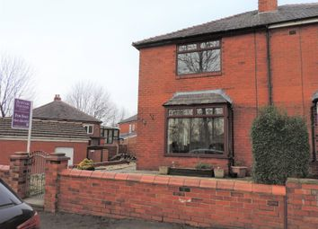 Thumbnail 2 bed semi-detached house for sale in 66 Queens Road, Chadderton