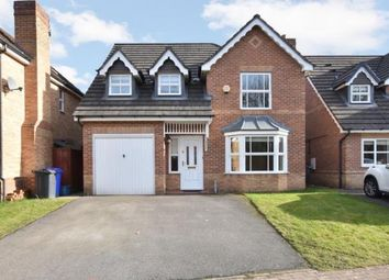 Thumbnail 4 bed detached house for sale in Clough Grove, Oughtibridge, Sheffield, South Yorkshire